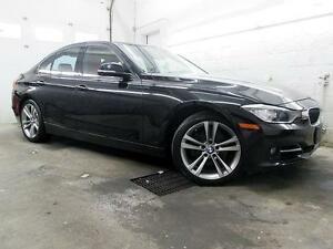 2013 BMW 328i xDrive NOIR / ROUGE NAVIGATION AUTOMATIQUE 45000KM
