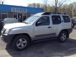 2006 Nissan Xterra Off-Road No Accidents! Fully Certified!