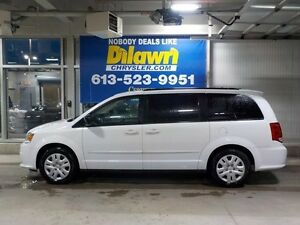 2016 Dodge Grand Caravan SXT WITH TRAILER TOW PKG