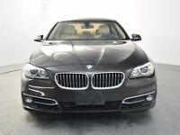 Miniature 2 Voiture Européenne d'occasion BMW 5-Series 2014