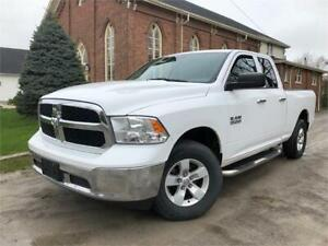 2015 Ram 1500 SLT - 4X4+CERTIFIED+TUNNEL COVER