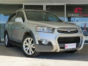 2011 Holden Captiva CG MY10 LX AWD Silver 5 Speed Sports Automatic Wagon Brendale Pine Rivers Area Preview