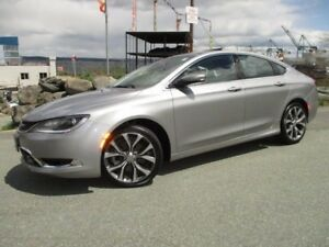 2016 Chrysler 200 C MODEL 3.6L V6 WITH NAVIGATION (SPECIAL CLEAR