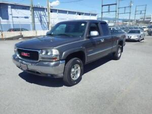 2000 GMC New Sierra 2500 SLT