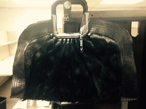 * New *Fur Purse from Mitchies Matchings Windsor Region Ontario image 1