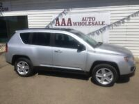 2012 Jeep Compass Limited 4X4 LEATHER NAV ROOF ! Edmonton Edmonton Area Preview