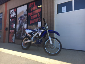 2016 Yamaha YZ250FX, MINT BIKE only $69 bi-weekly! REDUCED!!