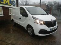 Renault Trafic 1.6dCi Low Roof Van 2015MY SL27 115 Business+
