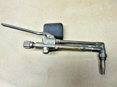 Victor Cutting Torch 550-j Vintage Small- Air No Oxygen