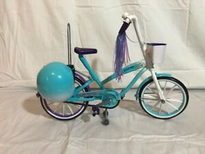 Journey Girl Doll Bike, Bed, Closet and Doll Carrier
