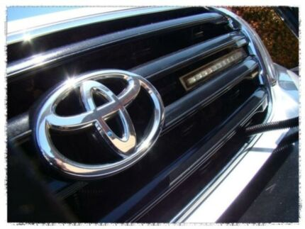 2010 Toyota Landcruiser VDJ200R 09 Upgrade GXL (4x4) Silver 6 Speed Automatic Wagon Fyshwick South Canberra Preview