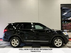 2017 Ford Explorer AWD, XLT, Leather, Sunroof, Back Up Camera, 3