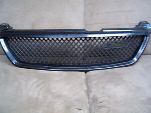 2000-2003 Sentra Front Badgeless Grille