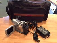 JVC GR-D240EK Mini DV Digital Video Camera