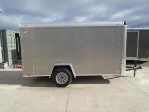 2017 6X12 ATLAS ENCLOSED - WELL BUILT, RELIABLE! London Ontario image 7