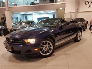 2010 Ford Mustang V6 **AUTOMATIC-LEATHER**