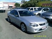 2008 Ford Falcon BF MkII 07 Upgrade XR6 Grey 4 Speed Auto Seq Sportshift Sedan Coopers Plains Brisbane South West Preview