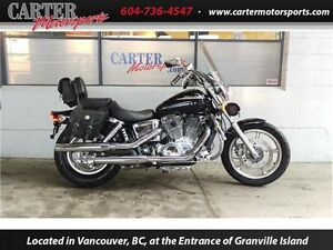 2001 Honda Shadow Spirit VT1100 CB1