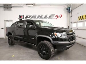2018 Chevrolet Colorado ZR2 4RM