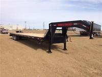 2015 40Ft Heavy Duty Gooseneck (31000lb GVW)