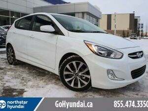 2017 Hyundai Accent SE HATCH/SUNROOF/ALLOYS/HEATED SEATS