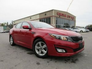 2015 Kia Optima LX, A/C, BT, HTD. SEATS, ALLOYS, 61K!