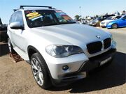 2009 BMW X5 E70 MY09 xDrive30d Steptronic Silver 6 Speed Sports Automatic Wagon Colyton Penrith Area Preview