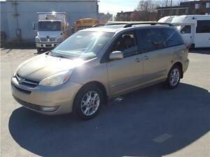 Toyota Sienna AWD XLE LIMITED-----CUIR*TOIT*MAGS*DVD