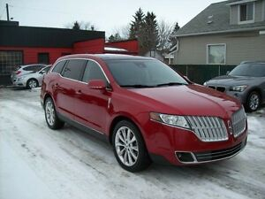 2010 Lincoln MKT AWD-7PASS-LEATHER-PANOROOF-NAVI Edmonton Edmonton Area image 5