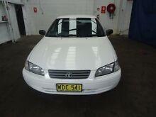 1998 Toyota Camry SXV20R CSi White 4 Speed Automatic Sedan Cardiff Lake Macquarie Area Preview