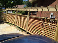 DECK & FENCE GTA,S ULTIMATE  BUILDERS WE CAN BEAT ANY OFFERS!