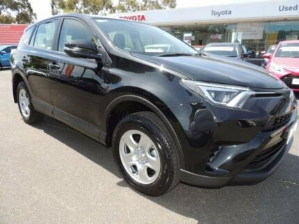 2016 Toyota RAV4 ZSA42R GX 2WD Black 6 Speed Manual Wagon Oakleigh Monash Area Preview