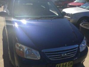 2008 Kia Cerato LD Blue 4 Speed Automatic Hatchback Wentworthville Parramatta Area Preview