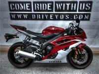 2013 Yamaha YZF-R6 - V1812 - Financing Available
