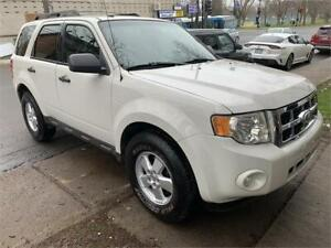 2012 FORD ESCAPE FWD 7980$ FINANCE MAISON 100% APPROUVÉ