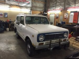 1971 International Harvester Scout Other