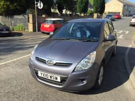 2010 10 Hyundai I20 1.4 Comfort Model 5 Door 1 Owner Full Main Dealer Service History Perfect