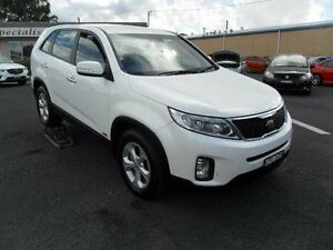 2013 Kia Sorento XM SI White Sports Automatic Wagon Mudgee Mudgee Area Preview