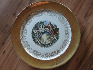 vintage plate Peterborough Peterborough Area image 1