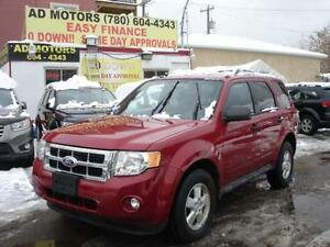2009 FORD ESCAPE XLT AUTO LOADED 97K-100% APPROVED FINANCING