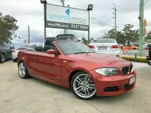 2008 BMW 135I E88 Steptronic M Sport Semi Auto Convertible Southport Gold Coast City Preview