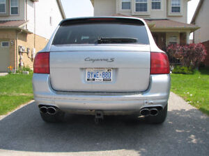 I need a Porsche Cayenne S engine rebuild or replacement