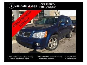 2008 Pontiac Torrent GXP - AWD, LEATHER, SUNROOF, XM RADIO!
