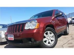 2008 Jeep Grand Cherokee North Edition,DIESEL,LEATHER,4X4