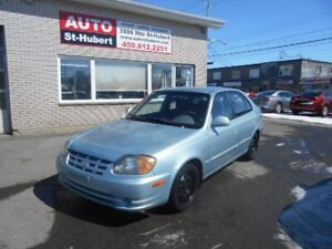 HYUNDAI ACCENT ** 136 000KM CERTIFER **