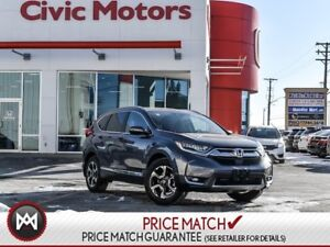 2018 Honda CR-V Touring - NAVIGATION, HEATED SEATS, BACK UP CAME