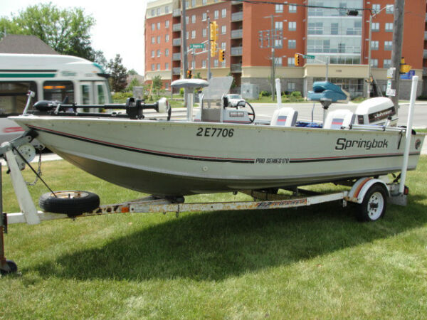 Used 1989 Other PRO SERIES 170