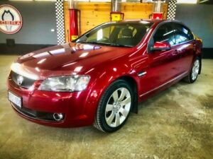2007 Holden Calais VE V Red 5 Speed Automatic Sedan Fyshwick South Canberra Preview