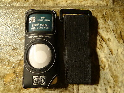 Body Glove Ipod Cases (Fellowes Body Glove Scuba MP3 Suit Case for iPod Nano 2nd)
