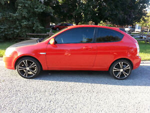 2009 Hyundai Accent Coupe (2 door) PERFECT CONDITIONS! QUICKSELL